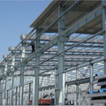 Import building material from China -Prefabricated warehouse/shed h beam steel price