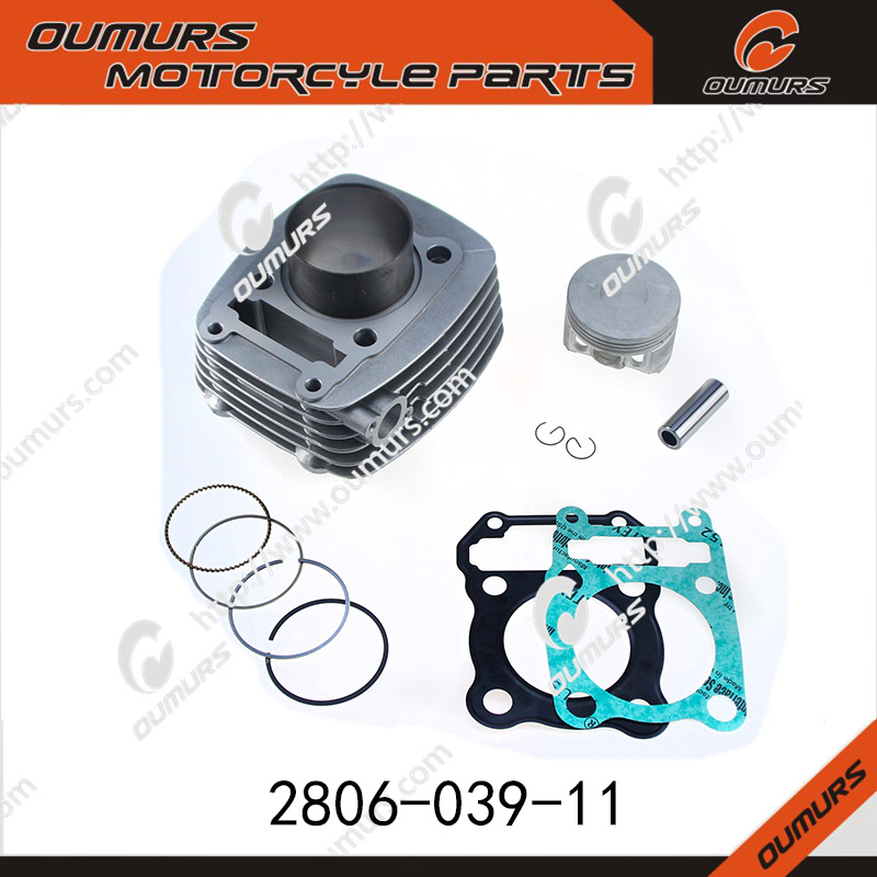 for PULSAR200 67MM cylinder block design