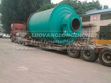 cement production line widely used ball mill rubber lining