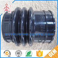 Customized heat resistant flexible rubber bellows