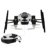 1416318B-2.4G 4CH 6-Axis Hybird Easy to Fly RC Quadcopter UFO w/0.3MP Camera