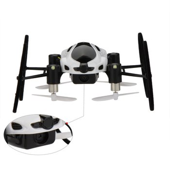 1416318B-2.4G 4CH 6-Axis Hybrid Easy to Fly RC Quadcopter UFO w/0.3MP Camera