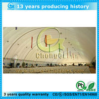custom made large outdoor meeting tent