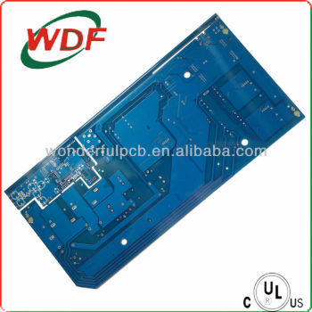 OEM ODM EMS multilayer fr4 94v0 PCB board and PCB assembly UL ISO approved manufacturer