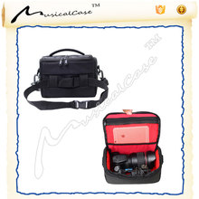 Personalized camera photo bag with Accessory storage compartment