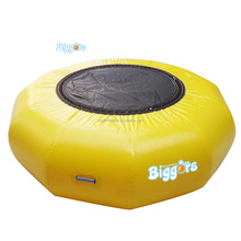 Used Airtight Cheap Inflatable Water Trampoline For Sale