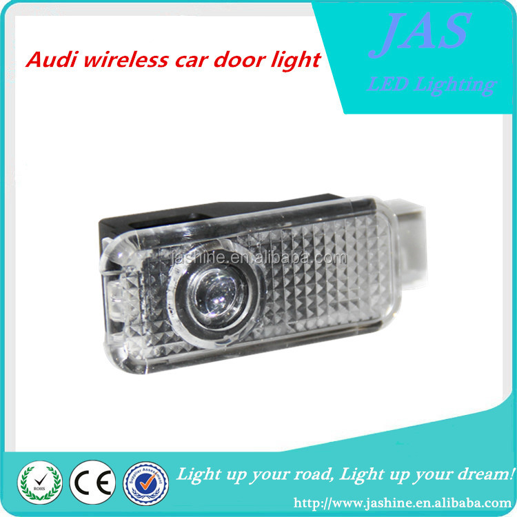 12-24V led car door logo laser projector light custom logo available shadow easy flim change door light