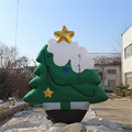 popular inflatable Christmas Tree for outdoors decoration/Xmas tree/santa tree
