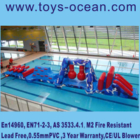 2015 Entertainment Aqua Intdoor Giant Inflatable