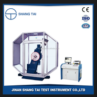 intelligent instrument impact testing machine