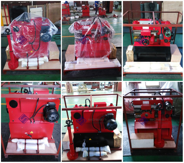 T8465 Brake disc drum cutting lathe machine