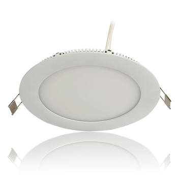 6W Ultra thin Round Led Panel Light