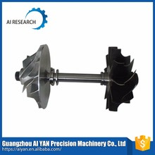 6-Axis turn machining center manufacture motors impeller
