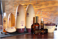 Beauty supply distributor innovative hair care shampoo products in hotel