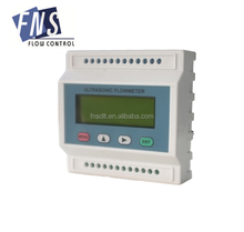 FNS New Fixed Wall-mount Ultrasonic Flow Meter Flowmeter DN50-700mm from Facory price