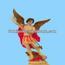 Angel Michael Famous Female Statue