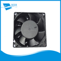 80*80*38mm 12V 24V 48V plastic fan brushless dc fan motor 80mm