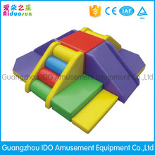 Attractions commercial Home Indoor Play Equipment Kids Soft Climbing