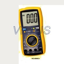 VC-890C+ multifunction fast response digital multimeter with Oscilloscope