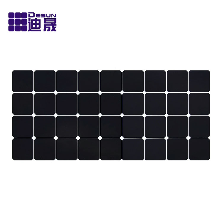 Monocrystalline high efficiency solar cell solar panel 1W-140W