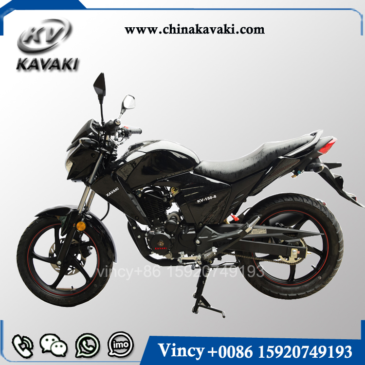 GUANGZHOU KAVAKI Factory Directly Sales 150CC Racing Sport Adult Motorcycle Two Wheel Cycle