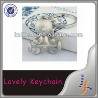 Custom metal gift 3D custom shaped keychain