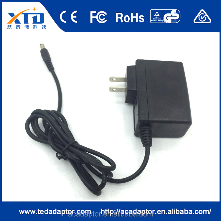AC DC power adapter 5V 6V 9V 300ma 400ma 500ma 800ma 1A 1.5A