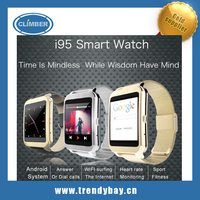 Hot selling product i95 smart watch bluetooth android cheap wrist watch