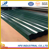High Quality Galvanized Sheet Metal Roofing for Construction