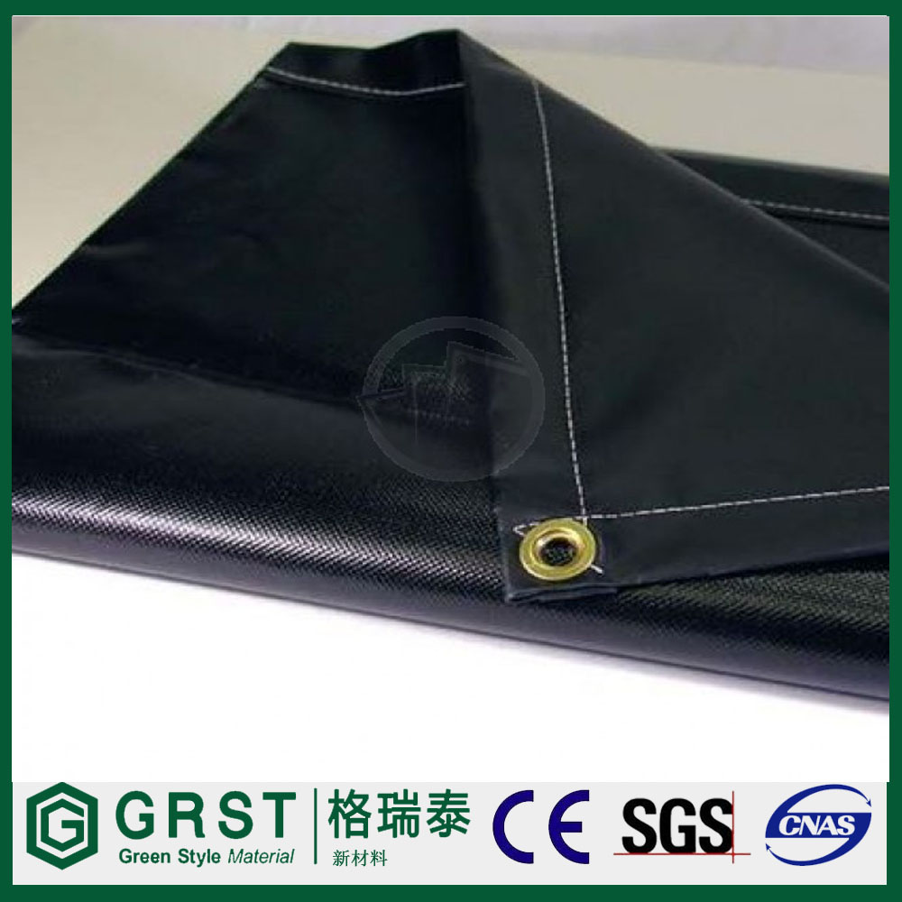 5m PVC coated tarpaulin polyster fabric for cover tent awning