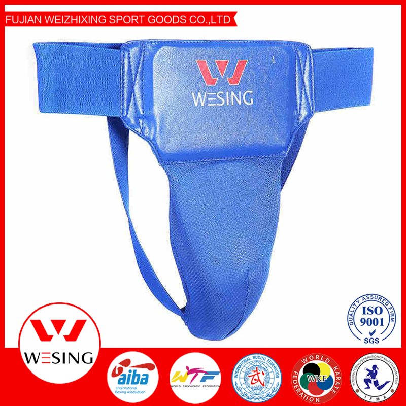 hot sale mma crotch protector Kick Boxing/Karate/Muay Thai/Sanshou groin guard groin support men women S M <strong>L</strong>