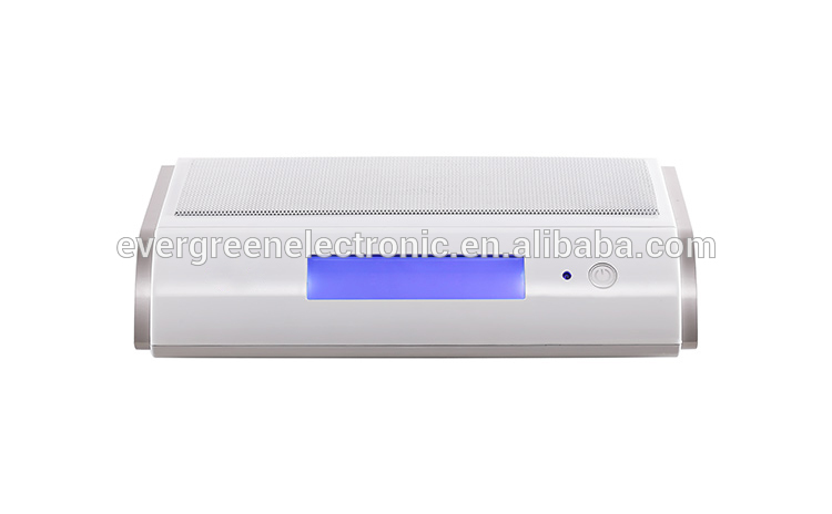 high efficiency home ozone purifier air purifier for smoking room with timer EG-AP11