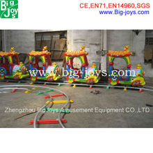 large outdoor electric train for adult, exciting kids electric mall trains, electric train sets for adult