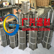 Wedge wire Screw Press Screen