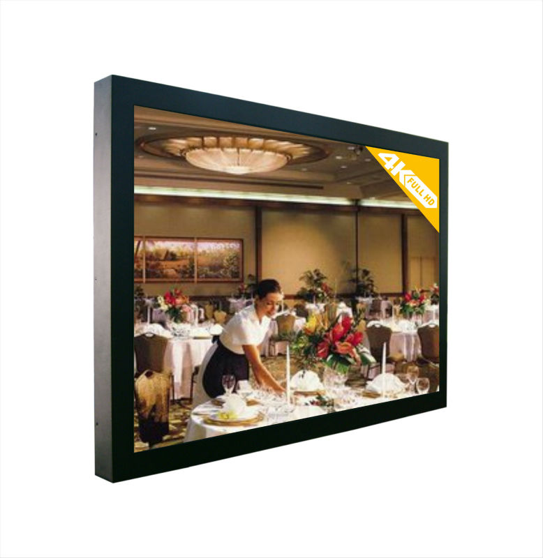 China 32 39 50 65 84 inch Cctv Monitor Tft panel with 4k resolution