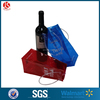 Luxury wine ICE bag,PVC wine bottle bag,wine COOLER bag