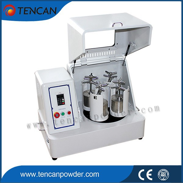TENCAN Laboratory Vertical Square Type Planetary Ball Mill Manufacturer Lab Sample Grinder Mill