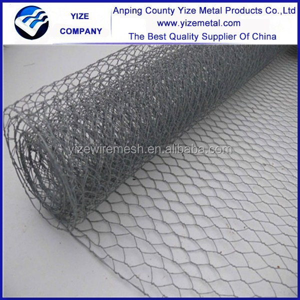 Factory price chicken wire/dog cage/ Hexagonal wire netting factory (Factory price)