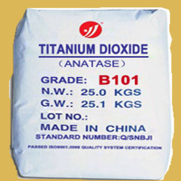 Dioxide Titanium Anatase Mix grade for cement