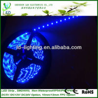 High quality DC12v 5050 auditorium walkway lighting led strip
