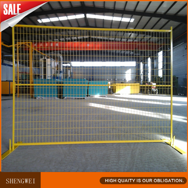 Portable Metal Gates : Shengwei fence portable iron movable