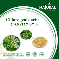 Chinese supplier chlorogenic acid water soluble