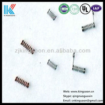 Customized non-standard large torsion spring