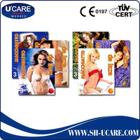 New product best sell sex power oil for male condom