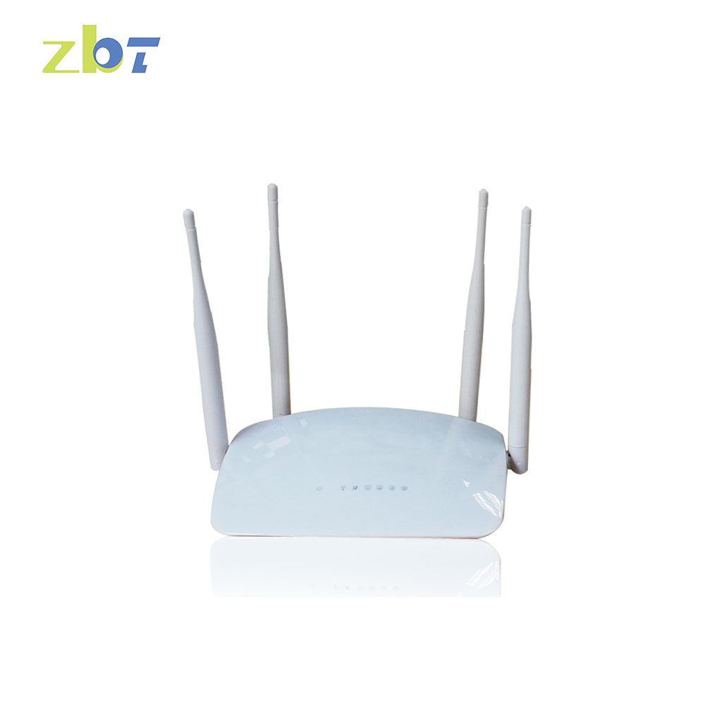 5 Ethernet Port Wireless 802.11n 300Mbps Wifi Router for soho with SDK