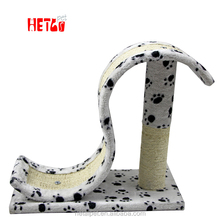 Wave Shape Cat Scratcher Cardboard Tree Furniture for Pet Toy