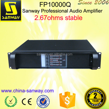 FP10000Q Sanway Professional Audio Amplifier