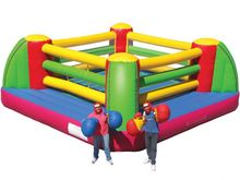 Depot Boxing inflatable obstacle courses