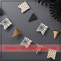 High Quality Advertising paper bunting bunner Flag Halloween Streamer Banner