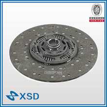 Heavy duty Truck spare parts clutch disc 019 250 5303 with high quality and competitive price